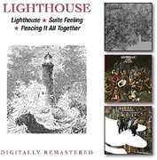Lighthouse /  Suite Feeling /  Peacing It All [Import] , Lighthouse