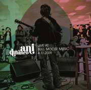 Live at Bull Moose 4-17-2009 , Ani DiFranco