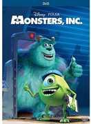 Monsters Inc , Steve Buscemi