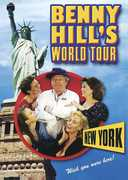 Benny Hill World Tour NY , Benny Hill
