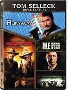Tom Selleck Triple Feature (Runaway/ The Shadow Riders/ Ike: Countdown to D-Day) , Tom Selleck