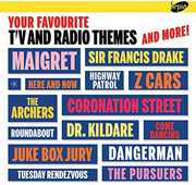 Your Favourite Tv & Radio Themes & More /  Various , Various Artists