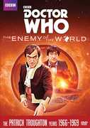 Dr Who: The Enemy of the World , Patrick Troughton