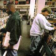 Endtroducing , DJ Shadow