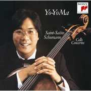 Schumann /  Saint-Saens: Cello Concerto [Import] , John Williams