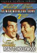 At War With The Army/ Road To Hollywood , Jerry Lewis