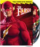 The Flash: The Complete Series , Alex Désert