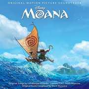 Moana (Original Soundtrack) , Mark Mancina