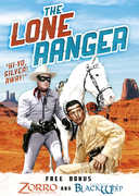 The Lone Ranger , Clayton Moore