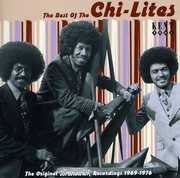 Best of [Import] , The Chi-Lites