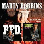R.F.D. /  My Kind Of Country [Import] , Marty Robbins