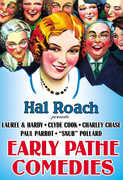 Hal Roach's Early Pathe Comedies , Oliver Hardy