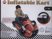 CTA Digital Inflatable Racing Kart: Red for Nintendo Wii [Import]