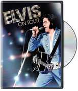 Elvis On Tour [Widescreen] [Remastered] , Pierre Adidge