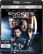 Ender's Game    [4K Ultra HD + Blu-ray + Digital HD]