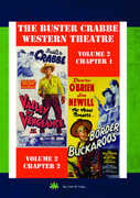 """The Buster Crabbe Western Theatre: Volume 2 , Larry """"Buster"""" Crabbe"""