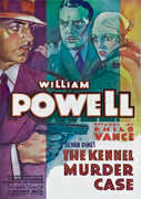 Kennel Murder Case , William Powell