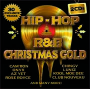 Hip Hop & R&b Christmas Gold /  Various [Explicit Content] , Various Artists