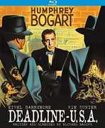 Deadline U.S.A. , Humphrey Bogart
