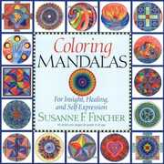Coloring Mandalas 1: For Insight, Healing, And Self-Expression , Susanne F. Fincher