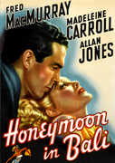 Honeymoon in Bali , Fred MacMurray
