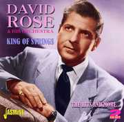 King of Strings: Hits & More [Import] , David Rose & His Orchestra