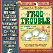 Sandra Boynton's Frog Trouble , Various Artists