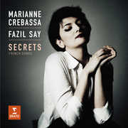 Secrets - French Songs , Marianne Crebassa