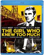 The Girl Who Knew Too Much , Adam West