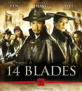 14 Blades , Kate Tsui