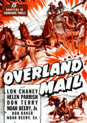 Overland Mail , Lon Chaney Jr.