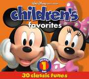 Children's Favorites 1 /  Various , Various Artists