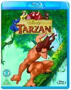 Tarzan (1999) (Blu-ray)