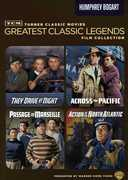 TCM Greatest Classic Legends Film Collection: Humphrey Bogart , Raoul Walsh