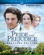 Pride and Prejudice: Keepsake Edition , Colin Firth