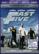 Fast Five , Tyrese Gibson