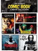The Ultimate Comic Book 5-Movie Collection , Brandon Lee