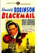 Blackmail , Edward G. Robinson
