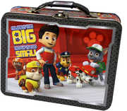 Paw Patrol Lg Carry All Tin (Red)