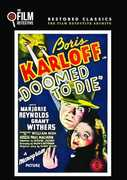 Doomed to Die (Mr. Wong) , Boris Karloff