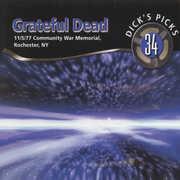 Dick's Picks 34: Rochester NY 11/ 5/ 77 , The Grateful Dead