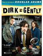 Dirk Gently , Stephen Mangan