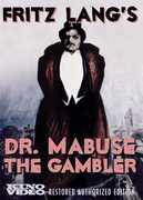 Dr. Mabuse the Gambler, Parts 1 and 2 , Rudolf Klein-Rogge