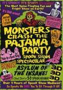 Monsters Crash Pajama Party , Don Brandon