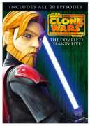 Star Wars: Clone Wars - Season Five