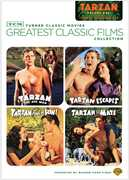 TCM Greatest Classic Films Collection: Johnny Weissmuller as Tarzan Volume One , Johnny Weissmuller
