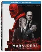 Marauders , Bruce Willis