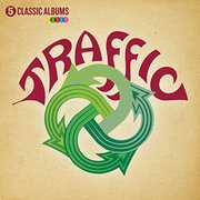 5 Classic Albums [Import] , Traffic
