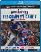 2016 World Series: The Complete Game 7 (Ultimate Edition) , Cleveland Indians