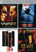 War /  Black Mask /  The Limey /  Mean Guns , Jason Statham